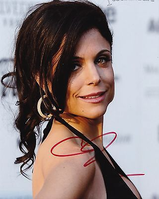Bethenny Frankel Signed W  Coa  8X10 Autograph The Real Housewaives Of New York