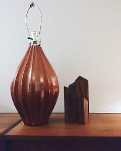 Lampe mid century vintage lamp