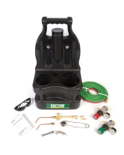 Victor G150-J-P 0384-0945 Oxy/Acety Welding/Brazing Kit TurboTorch