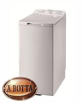 Lavatrice a Carica dall'Alto INDESIT BTWA 61052 W 6 Kg 1000 giri Classe A++