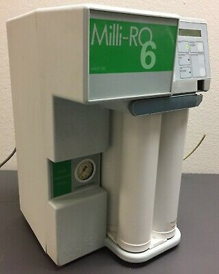Millipore Zfrol6006 Milli-q Plus Of Water Purification System