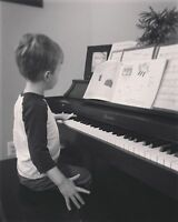 In Home Piano/Voice Lessons