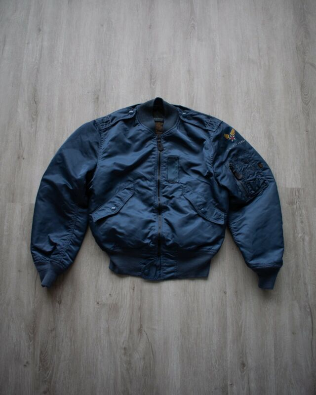 ALPHA INDUSTRIES L-2A LIGHT ZONE FLYING JACKET