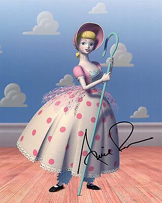Annie Potts - Little Bo Peep - Toy Story - Signed Autograph REPRINT
