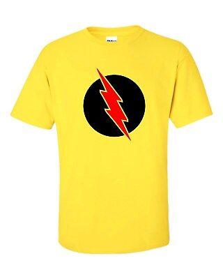 The Flash - Reverse Flash T-Shirt New FREE - Flash Shirt
