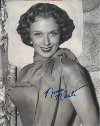 NOREEN NASH SIGNED AUTHENTIC PHANTOM FROM SPACE 8X10 PHOTO C w/COA ACTRESS GIANT
