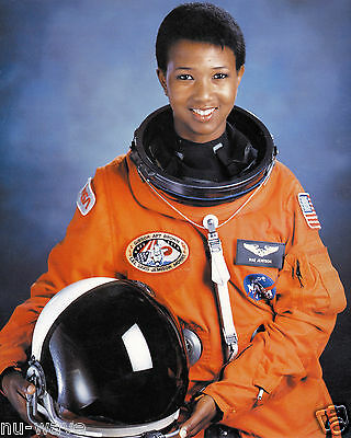 8x10 Photo - Dr. Mae C. Jemison- The First African-American Woman in (The First African American Woman In Space)