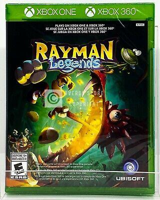 Rayman Legends - Xbox 360 / Xbox One - Brand New | Factory Sealed