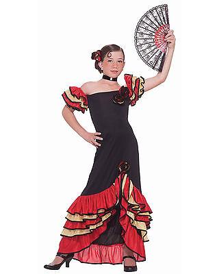 Flamenco Girl - Child Costume