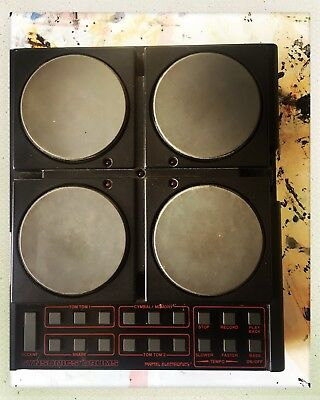 Mattel Synsonics Drums / analog drumcomputer drumbox drum synthesizer