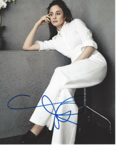 ANDREA RISEBOROUGH SIGNED AUTHENTIC WACO 8X10 PHOTO D w/COA BIRDMAN ACTRESS
