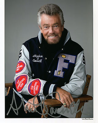 Stephen J. Cannell - The A-Team Creator/Producer - Signed Autograph REPRINT
