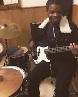 Bass guitar lessons !