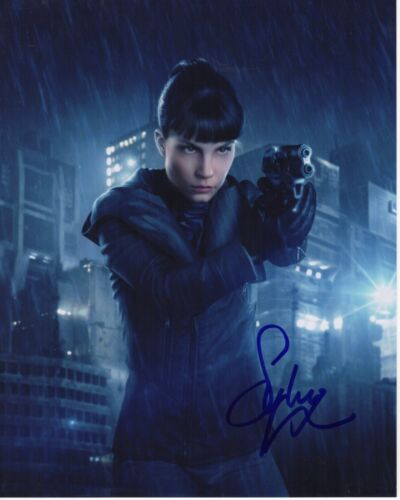 SYLVIA HOEKS SIGNED PHOTO 8X10 SEXY BLADE RUNNER 2049 BABE AUTOGRAPH
