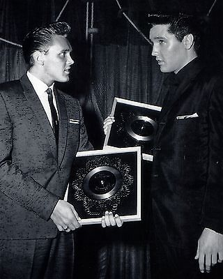 "Billy Fury / Elvis 10"" x 8"" Photograph no 6"