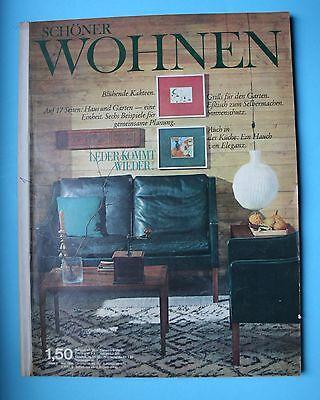 Schöner Wohnen  Zeitschrift  Mai 1964