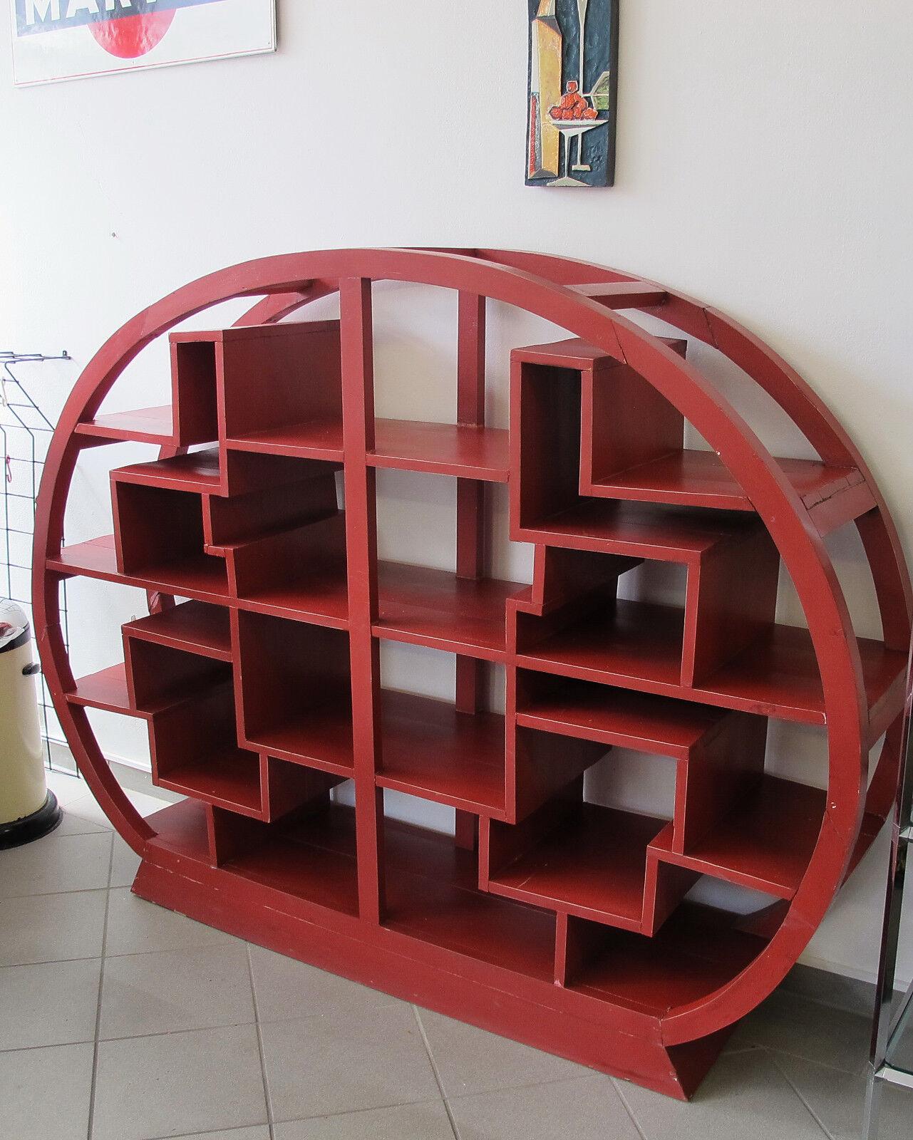 Art Deco Bauhaus Aktenbock Notenständer Bücherregal