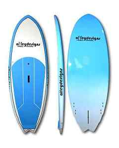Stand up paddle board KIDS SUP pink or blue new Alleydesigns Currumbin Waters Gold Coast South Preview