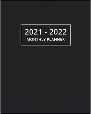 2021-2022 Daily Planner Orginizer Weekly Monthly Refill Calendar Appointment