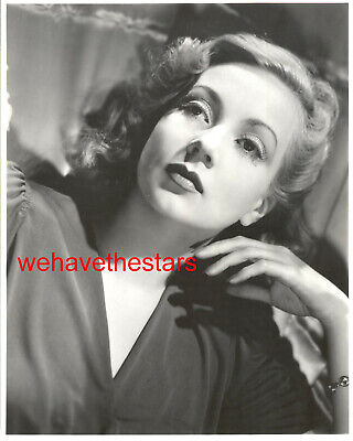 Vintage Ann Sothern GORGEOUS BEAUTY '40 MGM DBW Publicity Portrait by WILLINGER