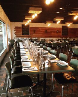 Restaurant equipment and furniture for sale
