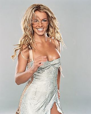 Britney Spears Unsigned 8x10 Photo (38)