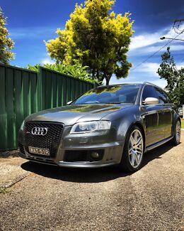 Audi RS4 For Sale in Australia  Gumtree Cars