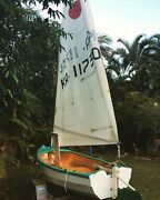 Sailing Dinghy Macleay Island Redland Area Preview