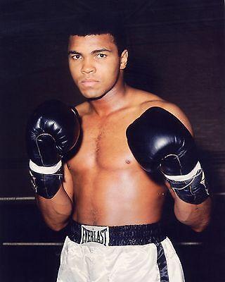 "Muhammad Ali 10"" x 8"" Photograph no 4"
