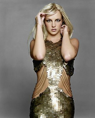 Britney Spears Unsigned 8x10 Photo (167)