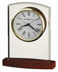 645- 580 MARCUS -HOWARD MILLER TABLE MANTEL CLOCK