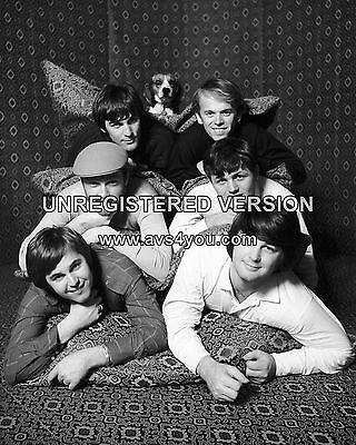 """Beach Boys 10"""" x 8"""" Photograph no 12"""