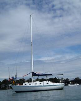 cruising yacht for sale