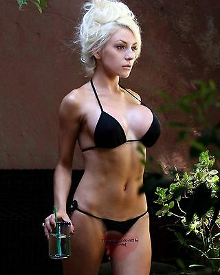 Courtney Stodden  8X10 Glossy Photo Picture Image Cs26