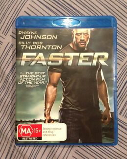 Faster Blu Ray DVD Berwick Casey Area Preview