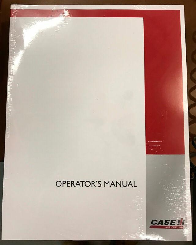 CASE IH 1822,1844 COTTONPICKER OPERATOR`S MANUAL