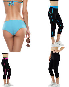 Anti-Cellulite-Weight-Loss-Slimming-Hot-Body-Shaper-Tights-Shorts-Shapewear