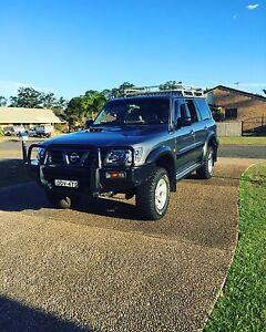 2003 Nissan Patrol Td42 Port Macquarie Port Macquarie City Preview