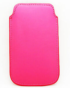 Funda-para-Telefono-Movil-iPhone-4G-3G-3Gs-Color-Verde-Calidad-Cosida-913fucsia