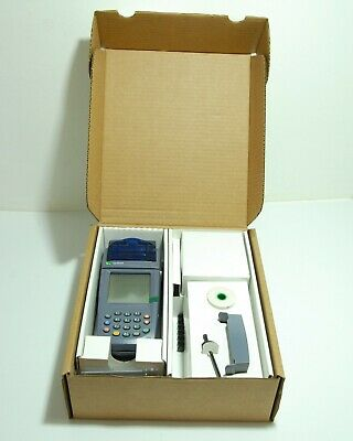 Verifone Nurit 8020 Wireless Palmtop Solution New In Box