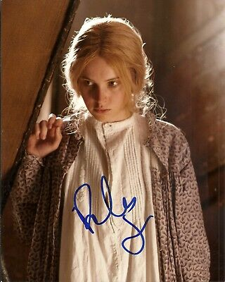 Felicity Jones  Star Wars Rogue One  8X10 Signed Autograph Top Pix Coa