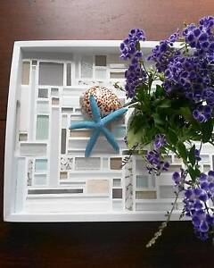 Handmade Decorative Mosaic Tray Runcorn Brisbane South West Preview