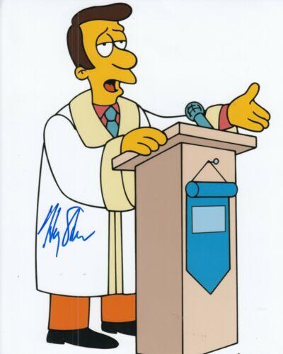 HARRY SHEARER signed (THE SIMPSONS) TV SHOW 8X10 *Reverend Lovejoy* W/COA