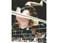 Kevin Randleman Signed UFC 8x10 Photo PSA//DNA COA Pride FC Grand Prix vs Cro Cop