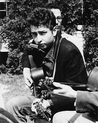 BOB DYLAN 8X10 GLOSSY PHOTO PICTURE