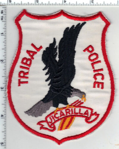Jicarilla Apache Tribe Police (New Mexico) 1st Issue Shoulder Patch