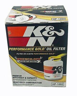 K&N HP-1002 Oil Filter New in Original Packaging Wrench Off