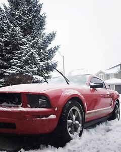 2007 Ford Mustang 4.0L v6