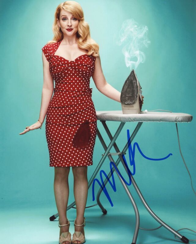 "Melissa Rauch ""The Big Bang Theory"" AUTOGRAPH Signed 8x10 Photo"