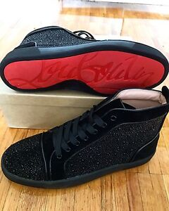 Louboutin Sneakers Size 10, NEW!!!